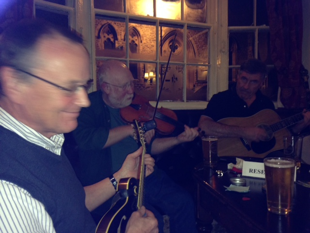 American Bluegrass Irish Session