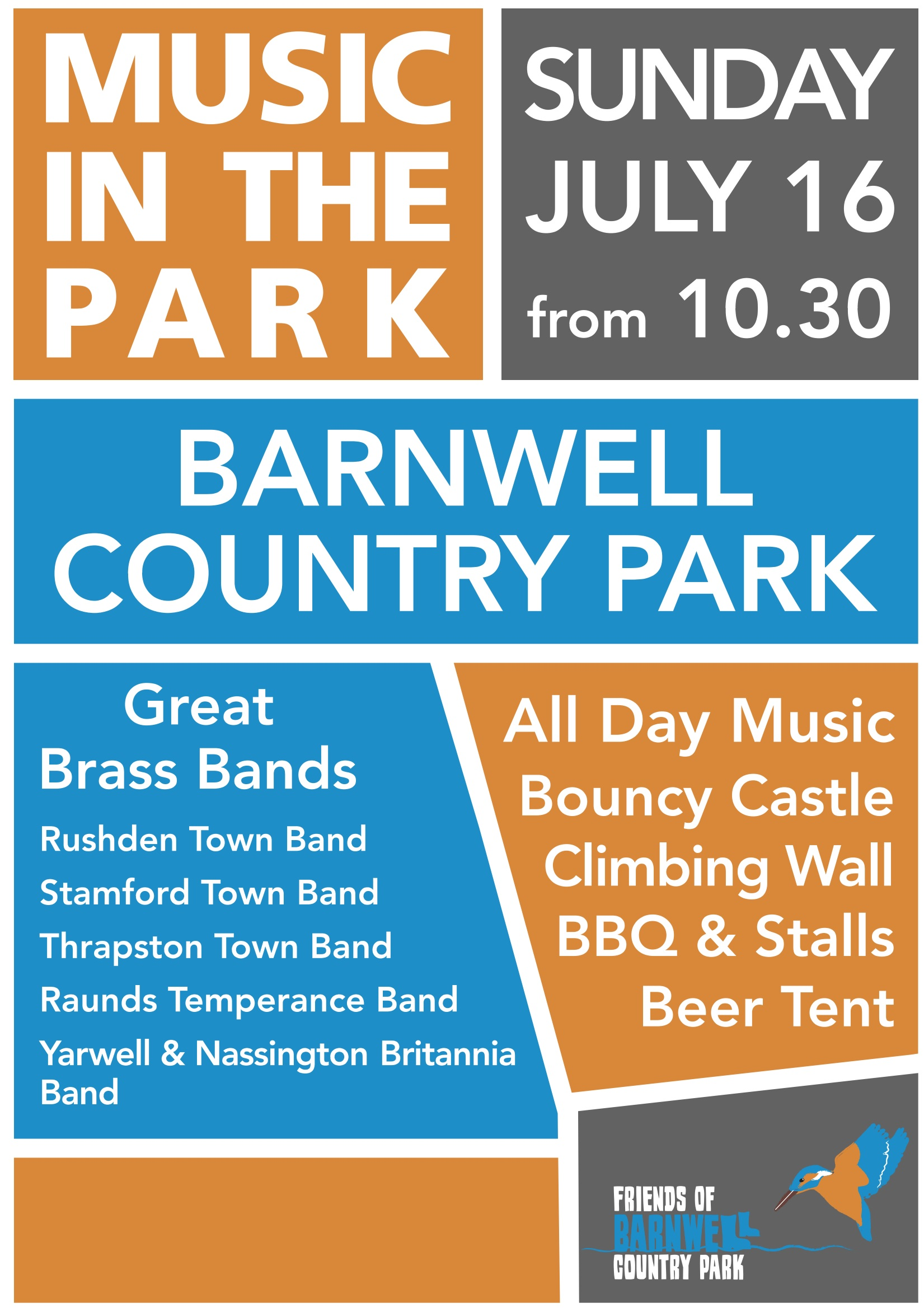 Barnwell Music in the Park