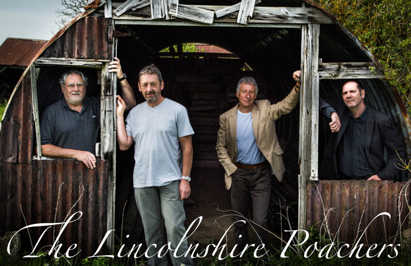 The Lincolnshire Poachers – The Fringe at the Oundle Food Festival