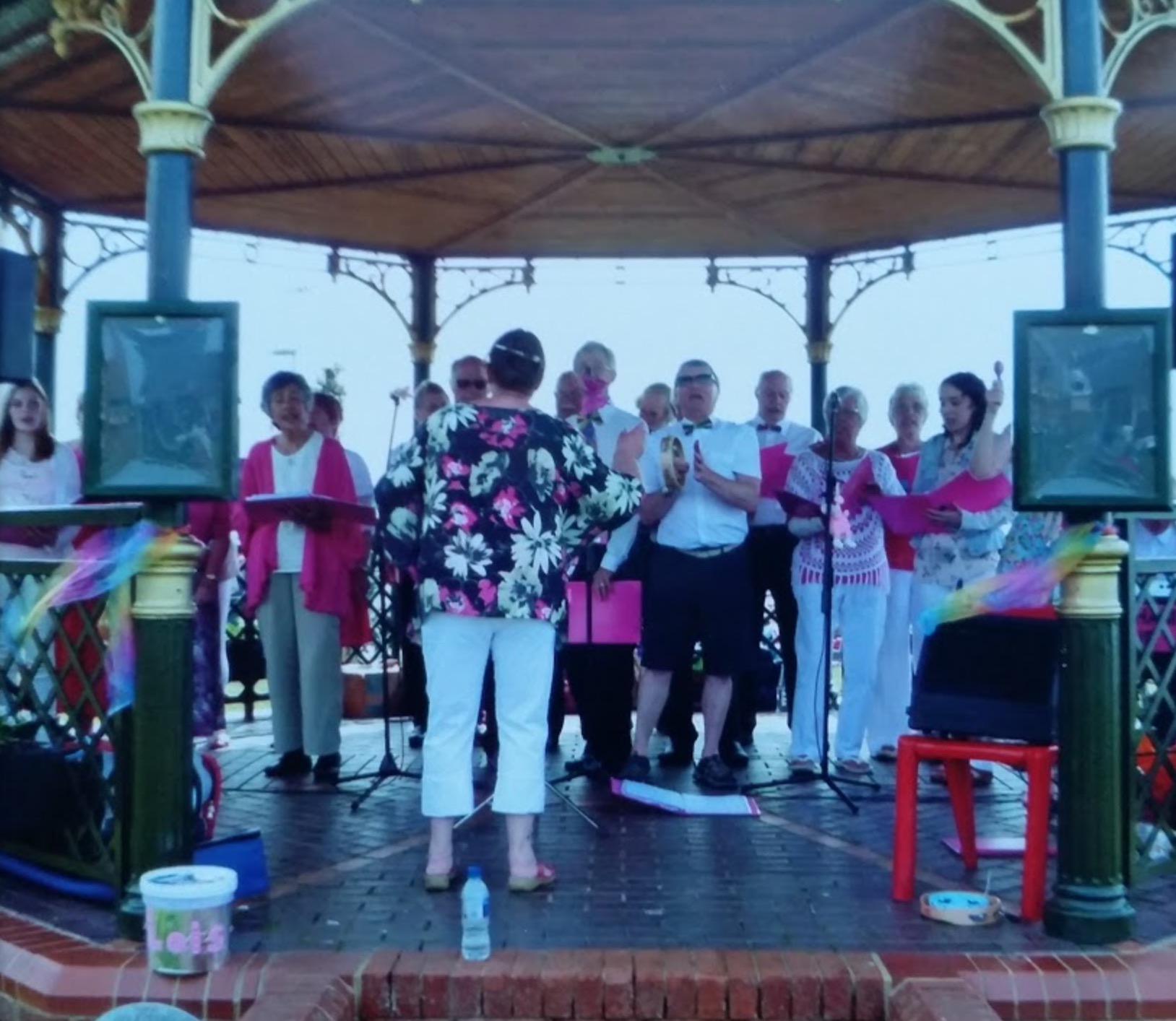 Kempston Hammers Choir – The Fringe with Oundle Food Festival