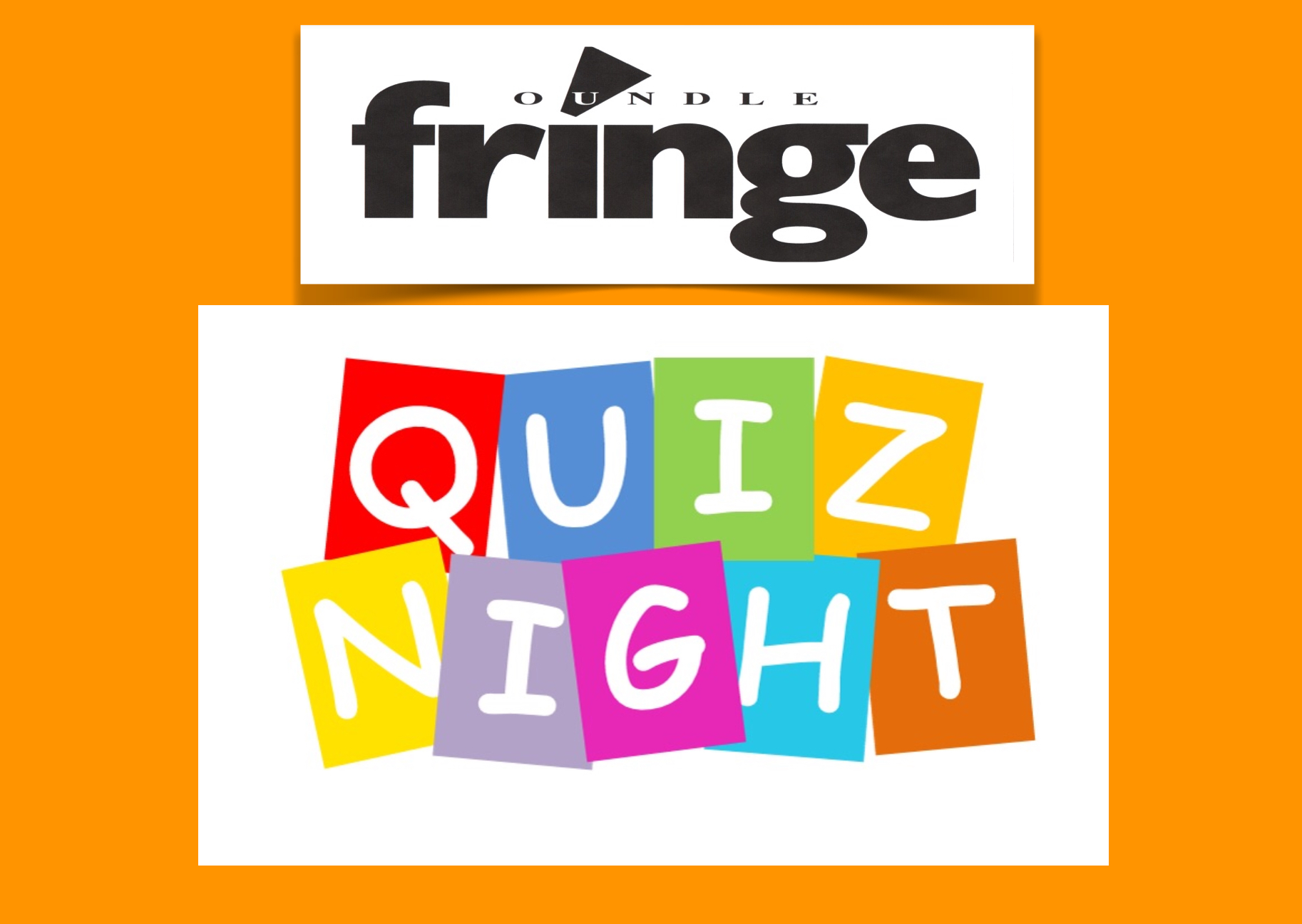 FRINGE QUIZ NIGHT!