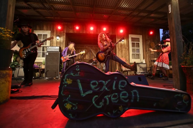 Lexie Green