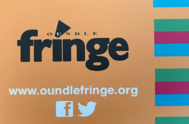 Oundle Fringe 2021 Cancelled