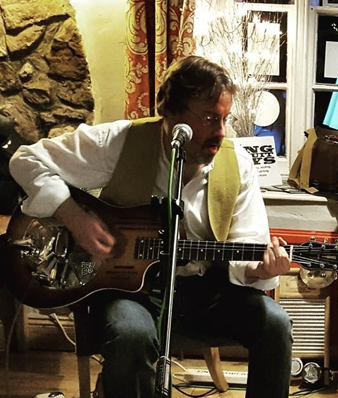 Blues Night with Jonathan Townsend